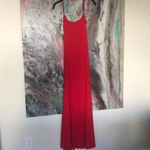 Dresses & Skirts - Maxi dress with low back